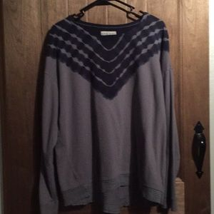 KNOX ROSE Boho sweater